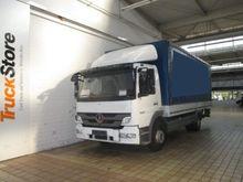 Mercedes-Benz Atego 1224 L 4x2