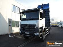 Mercedes-Benz Arocs 3345 AS 6x6