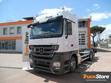 Mercedes-Benz Actros ACTROS 254