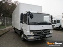 2013 Mercedes-Benz Atego 816 4x