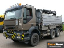 Iveco TRACKER 6x2