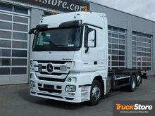Mercedes-Benz Actros 2544 LL 6x