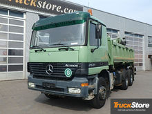 Mercedes-Benz Actros 2631 K 6x4