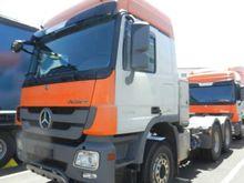 Mercedes-Benz Actros 2648 LS 6x