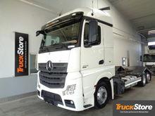 Mercedes-Benz Actros 2545 6x2