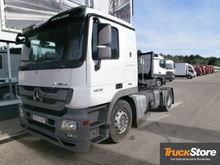 2010 Mercedes-Benz Actros 1836