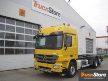 Mercedes-Benz Actros 2541 LL 6x