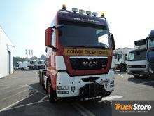 MAN TGX 41.680 - 250T 8x4/4
