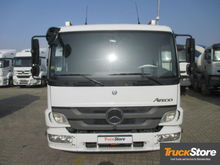 Mercedes-Benz Atego 1018 4x2