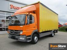 Mercedes-Benz Atego 1222 L 4x2