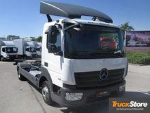 Mercedes-Benz Atego 816 FAHRGES