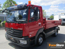 Mercedes-Benz Actros 1024 K 4x2