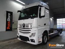 2014 Mercedes-Benz Actros 2545