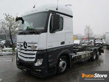 Mercedes-Benz Actros 2542 6x2