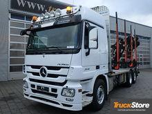 Mercedes-Benz Actros 2548 L 6x2