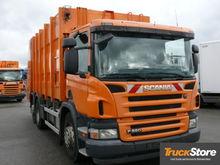 Scania P 280 6x2