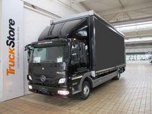 Mercedes-Benz Atego 1222 L nR 4