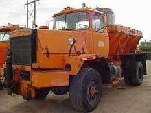 1980 MACK DM600GK
