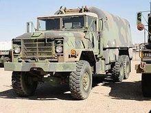 1986 AM GENERAL M944A1