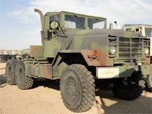 Used 1991 BMY M931A2