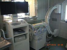 2014 Siemens C-Arm Siremobil Co