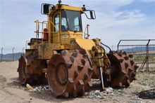 1994 Caterpillar 826C Single dr