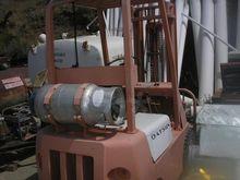 1988 Datsun CPF02 Lpg Forklift