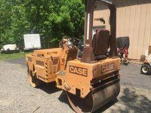 1988 Case W252 Tandem roller