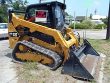 2015 Caterpillar 259D Skid Stee