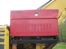 2012 Bateman MagGen 9KW Generat
