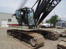 2007 Link-Belt LS138 H Crawler