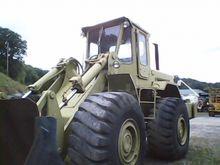 1978 Terex 7251 B Wheeled Loade