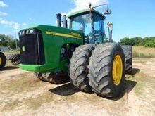 2005 John Deere 9420 Farm Tract