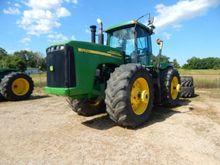 2003 John Deere 9420 Farm Tract