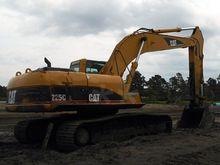 2006 Caterpillar 325C Track exc