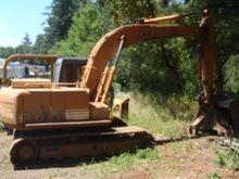 1998 Case 9010B Track excavator