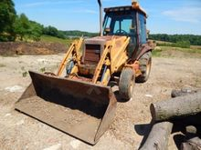 1993 Case 580SK Articulated bac