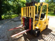 2003 Hyster S60XMM Gas Forklift