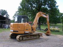 2006 Case CX80 Track excavators