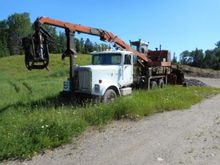 Forestry equipment - : 1987 Int