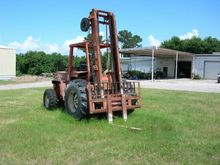 1984 Manitou T604TC Heavy Duty