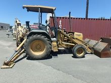 1990 Ford 555C Articulated back