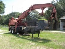 Forestry equipment - : 1995 Bar