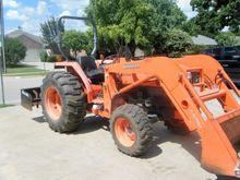 2008 Kubota L4400 Farm Tractors