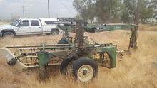 Trailed forage harvester : 1999