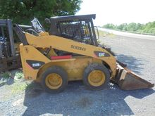 2008 Caterpillar 232B2 Skid Ste