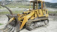 Forestry equipment - : 1989 Cat