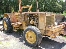 Salvage Equipment : 1970 Rex HD