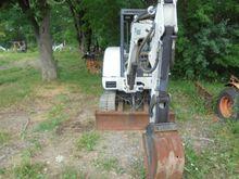 2005 Bobcat 328 Mini digger