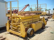 Boom Lifts / Aerial Work Platfo